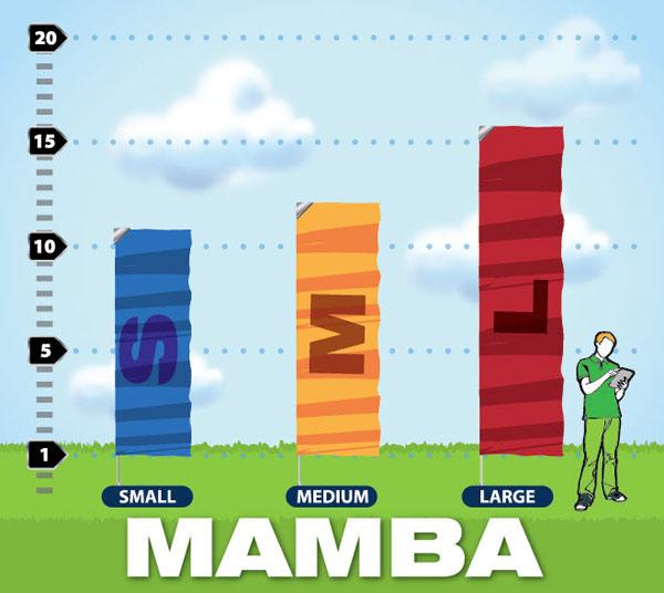 Winnnipeg Flags Mamba Style
