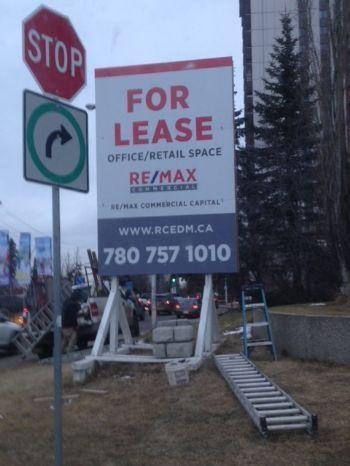 Winnipeg for lease