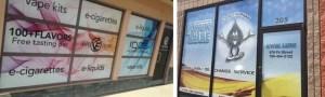 Winnipeg window graphic