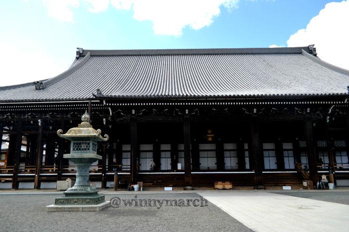 Hongwanji Kyoto
