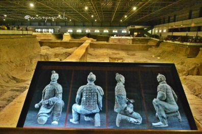 Terracotta Warriors and Horses Xian