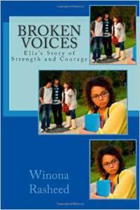 Broken Voice print book on amazon Yeah!