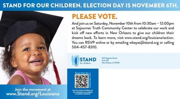Client Spotlight: Stand For Children PAC