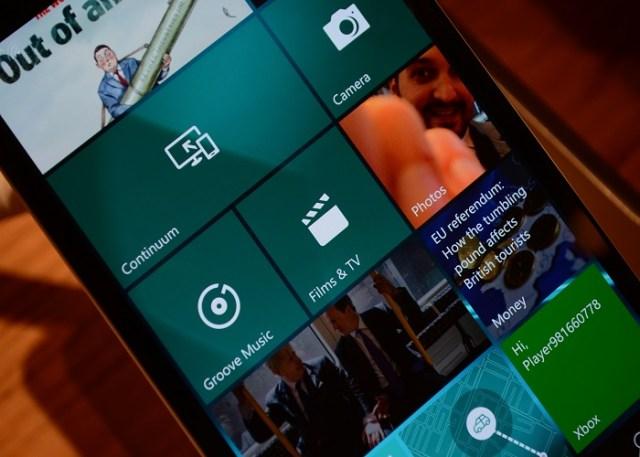 Groove Music Lumia 950 MWC 2016