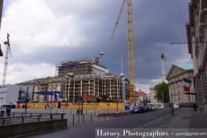 Photographies à Berlin, Allemagne, avril 2015, Berlin en chantier by © Hatuey Photographies