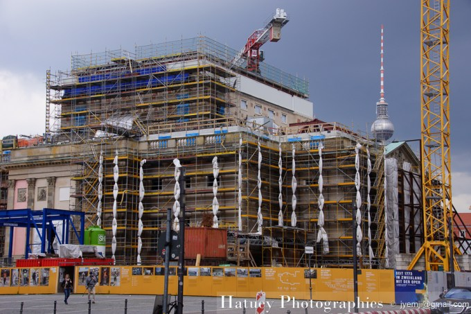 Photographies à Berlin, Allemagne, avril 2015, Berlin en chantier by © Hatuey Photographies