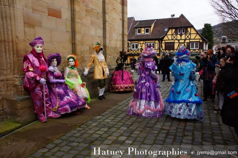 Photographies du Carnaval de Rosheim 2016 par © Hatuey Photographies
