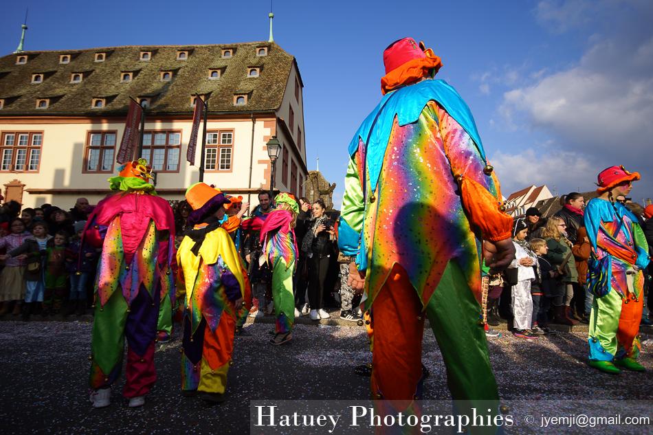 Photographies du Carnaval de Strasbourg 2016 par © Hatuey Photographies