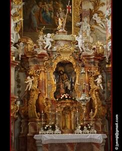 Baviere Eglise de Wies, Allemagne par © Hatuey Photographies