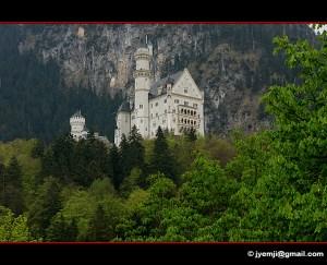 Chateau de Neuschwanstein (Allemagne, Bavière) Neuschwanstein Castle by © Hatuey Photographies