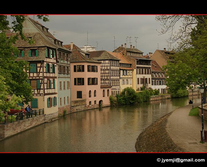 Photographies de Strasbourg dans la Petite France par © Hatuey Photographies