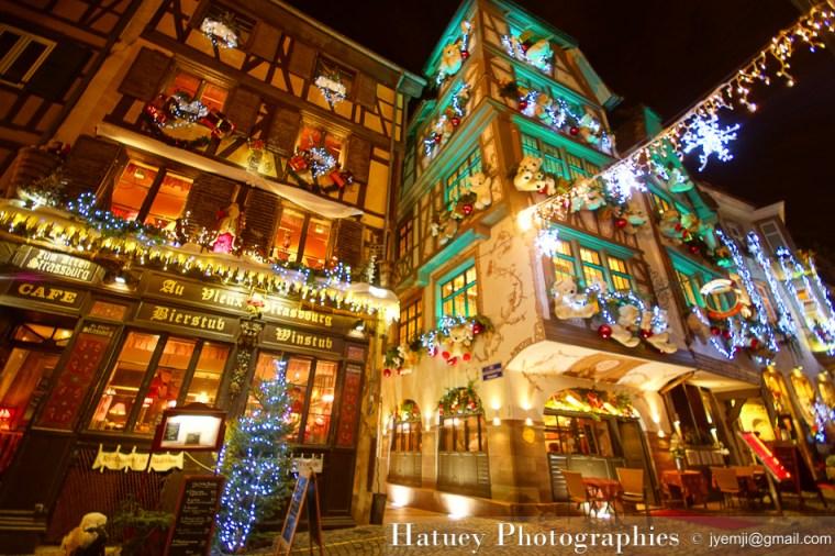 Strasbourg, Capitale de Noel