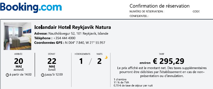 Hotel - Icelandair Hotel Reykjavik Natura