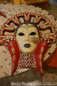 Masques vénitiens de Papiermache.it