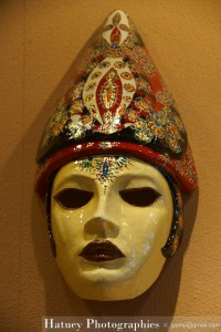 Les masques de Papiermache.it