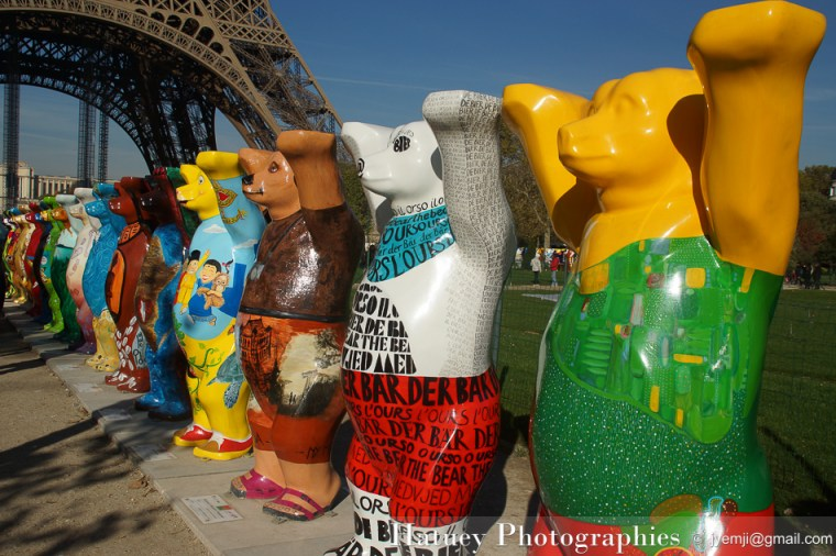 United Buddy Bears à Paris 2012 © Hatuey Photographies