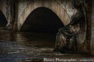 Crue de la Seine Paris juin 2016 © Hatuey Photographies