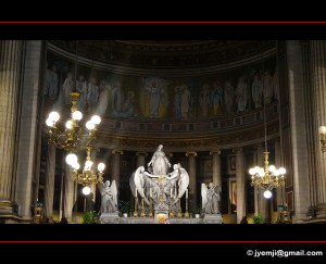 Paris,Eglise de la Madeleine. Photographies de Paris par © Hatuey Photographies