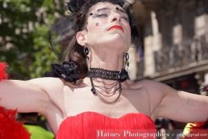 "Photographies de la Gay Pride Paris 2015 ""Pin Up"" par © Hatuey Photographies © jyemji@gmail.com"