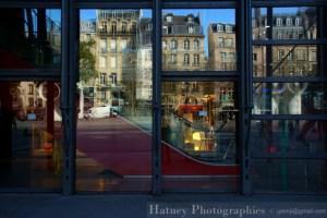 Beaubourg, Centre national d'art et de culture Georges-Pompidou à Paris . Photographies de Paris par © Hatuey Photographies