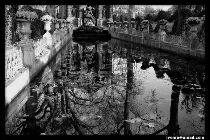 Photographies du Jardin du Luxembourg à Paris par © Hatuey Photographies