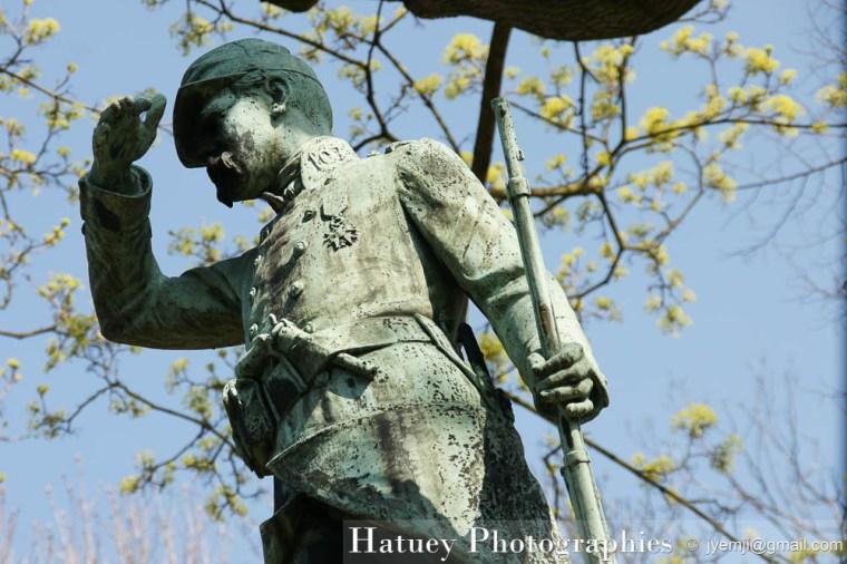 """Paris, Cimetiere du Pere Lachaise, Tombe du Sergent HOFF""""©Hatuey Photographies"""""""