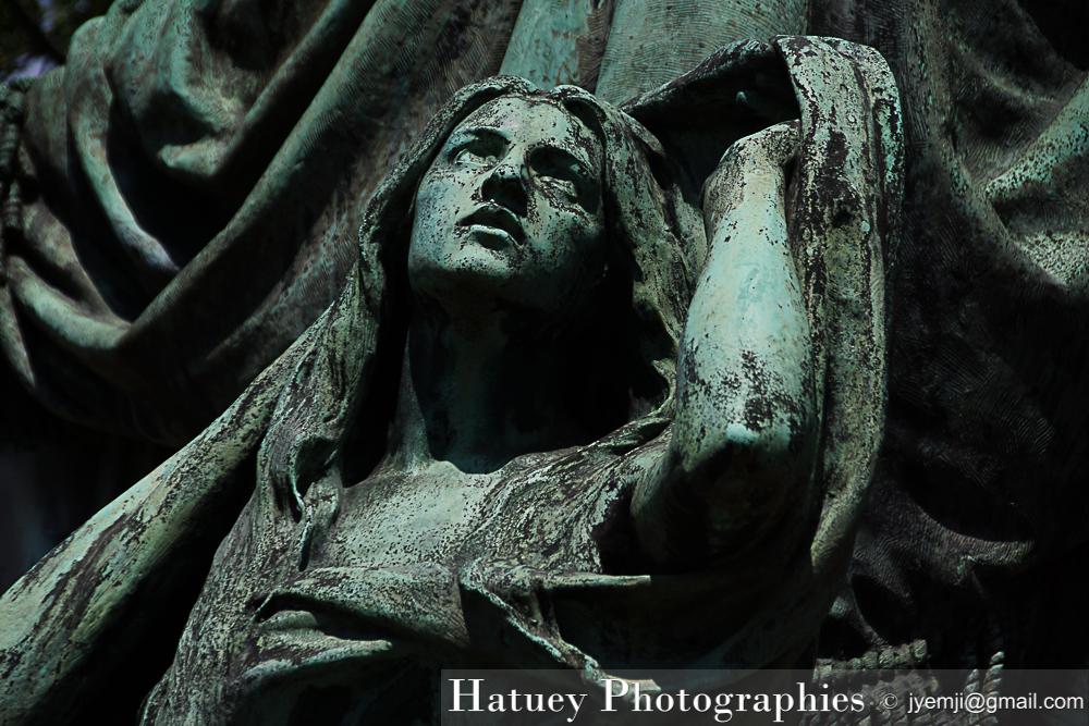 "Joaquin Maria de Errazu,Cimetiere du Pere Lachaise ""©Hatuey Photographies"""