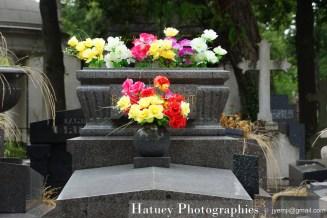 Art Funéraire, Cemetery, Cimetière, Cimetière du Père Lachaise, France, Friedhof, Hatuey Photographies, Paris, Père Lachaise, Père-Lachaise, cimitero, graveyard,Fleurs,