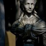 """Paris, Cimetiere du Pere Lachaise , Photographies de la tombe de Delphine deCAMBACERES """"©Hatuey Photographies"""""""