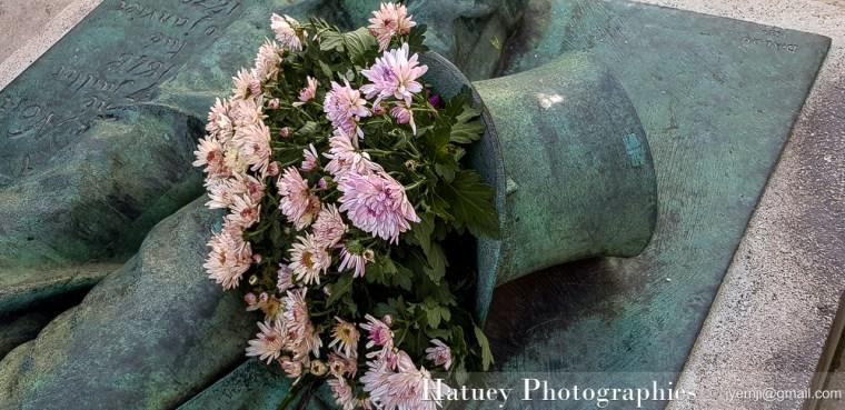 """Paris, Cimetiere du Pere Lachaise , Photographies de la tombe de Victor NOIR """"©Hatuey Photographies"""""""