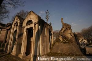"""Paris, Photographies de Paris, Cemetery, Graveyard, Cementerio, Cimitero, Friedhof , Cimetiere du Pere Lachaise , Photographies, Tombe de Paul BOUCHEROT """"©Hatuey Photographies"""""""