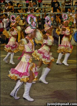 Cuba le Carnaval de Santiago