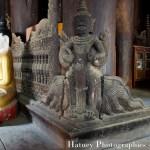 "Bagaya Kyaung, Myanmar Birmanie, Photographies Myanmar Birmanie Travel in Birmania Myanmar blog by ""© Hatuey Photographies"""
