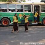 Yangon- Myanmar Transports by ©Hatuey Photographies