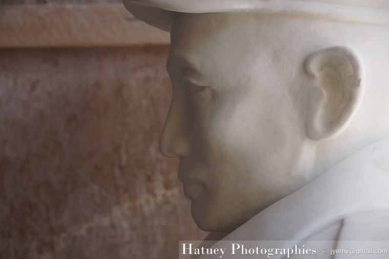 Myanmar Birmanie, Photographies 2015, Asie, Sculpture, Taille du marbre, Mandalay by © Hatuey Photographies by © Hatuey Photographies