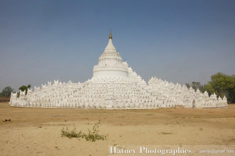 Asie, Hatuey Photographies, Mingun, Hsinbyume Pagoda, Myanmar, Photographies, Mingun by © Hatuey Photographies