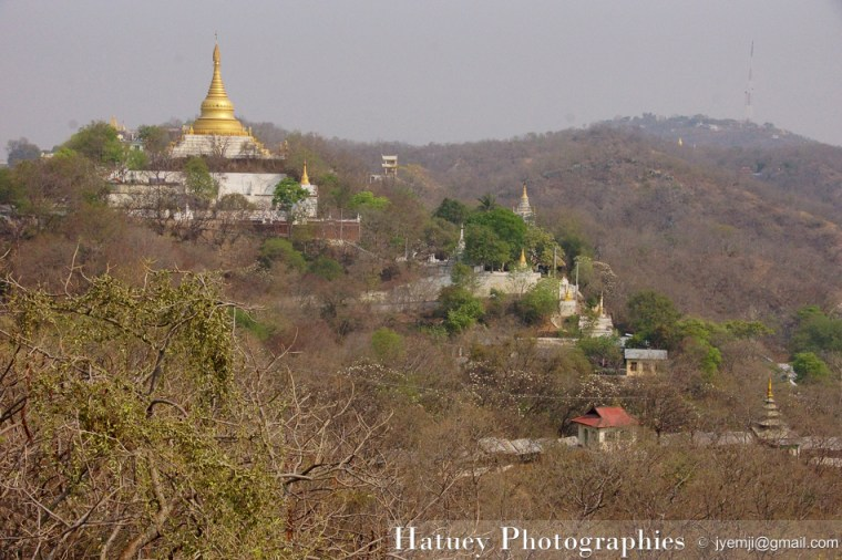 Asie, Hatuey Photographies, Myanmar,Sagaing, Photographies, SoneOoPoneNyaShin Pagoda by © Hatuey Photographies