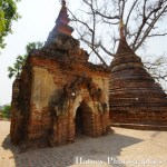 Asie, Myanmar,Ava, Mandalay Region, Yadana Hsemee Pagoda Complex, Photographies, by © Hatuey Photographies