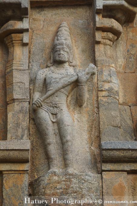 Brihadeeswarar Temple, Gangaikondacholapuram (TN), Tourism in South India. Photographs of South India, Photographies en Inde du Sud par © Hatuey Photographies