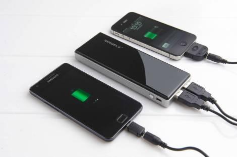 Cara mempercepat charge smartphone