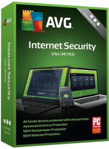 AVG Internet Security 2019 Crack Full Version