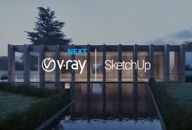 VRay Next 4.00 For SketchUp Crack Full Version