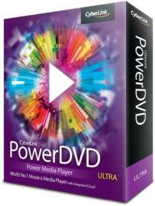 CyberLink PowerDVD Ultra 19.0 Crack Full Version