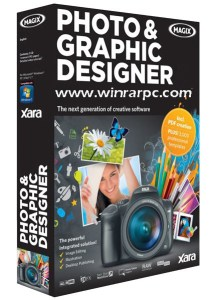 Xara Photo & Graphic Designer 15 incl Crack Full Version