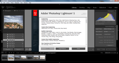 Adobe Lightroom 5.6 Cracked [Windows + MAC OS X]