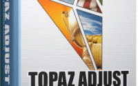 Topaz Adjust v5.1.0 With Serial Key