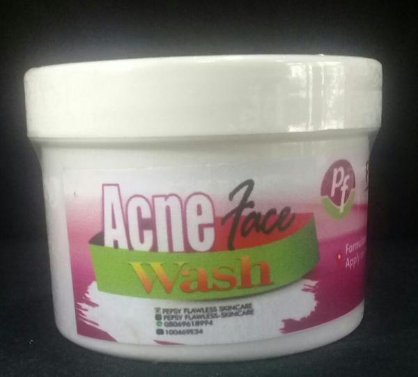 Acne Face Wash