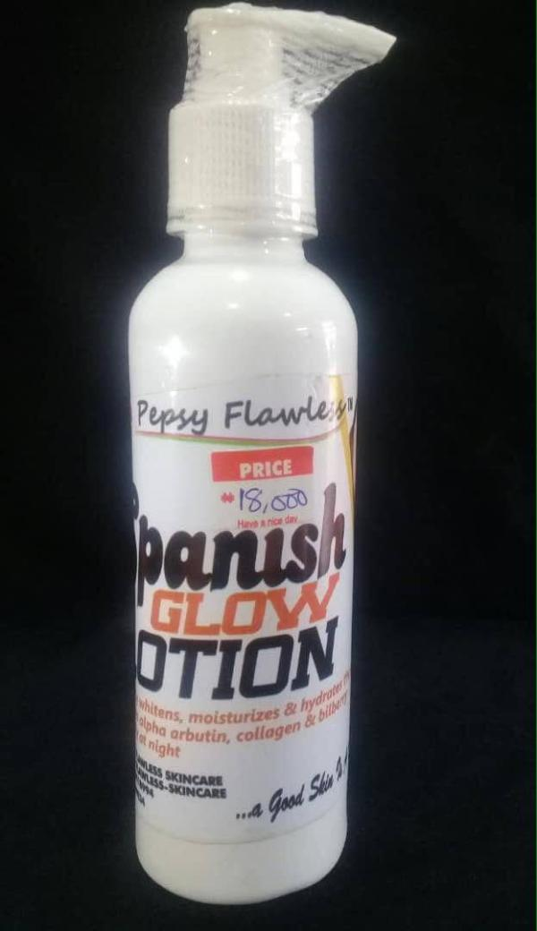 Spanish Glow Lotion