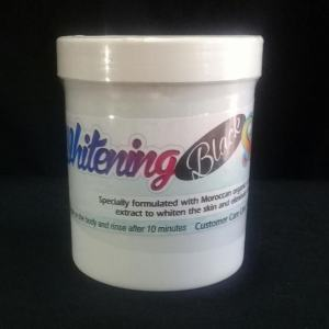 Whitening Black Soap