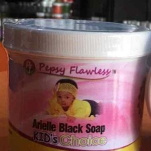Arielle Black Soap For Kids